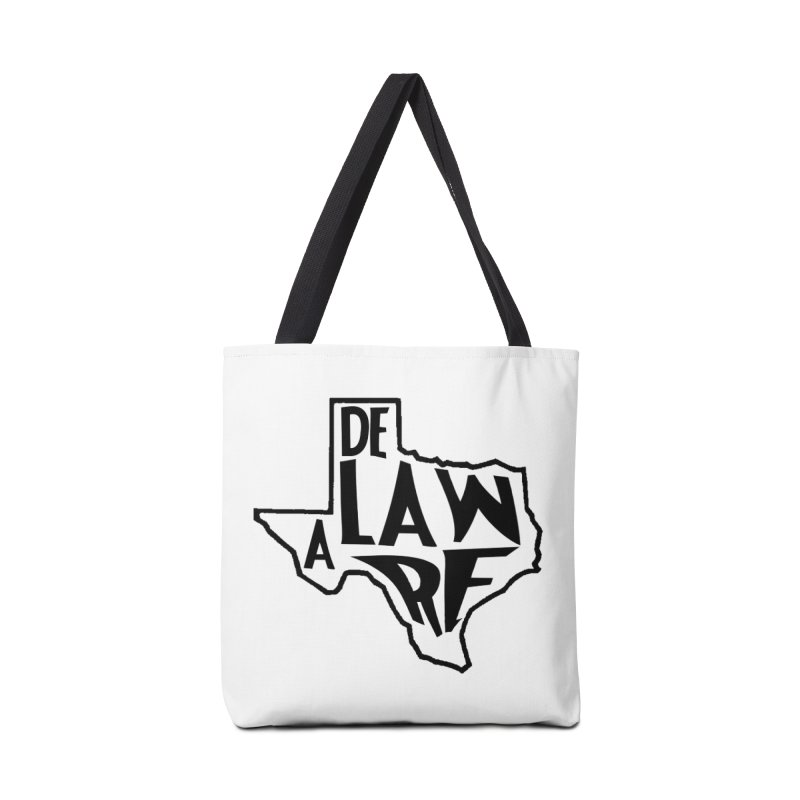 Texaware Accessories Bag by obscurereferencepodcast's Artist Shop