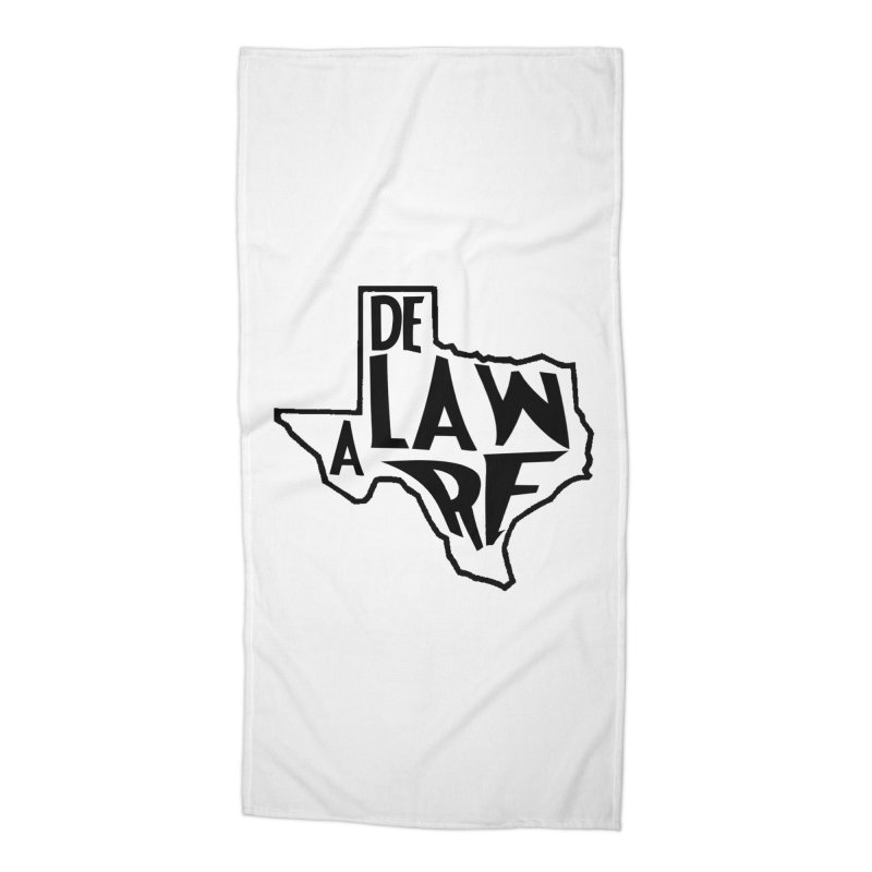 Texaware Accessories Beach Towel by obscurereferencepodcast's Artist Shop