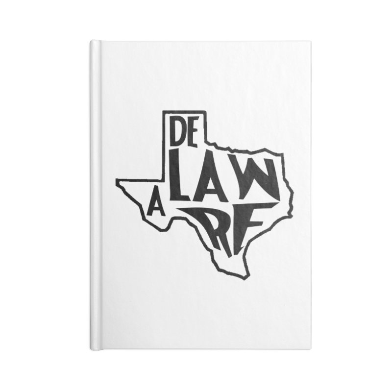 Texaware Accessories Notebook by obscurereferencepodcast's Artist Shop