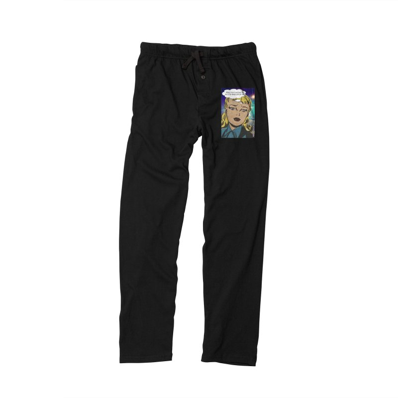 Heat of the Moment Men's Lounge Pants by obscurereferencepodcast's Artist Shop
