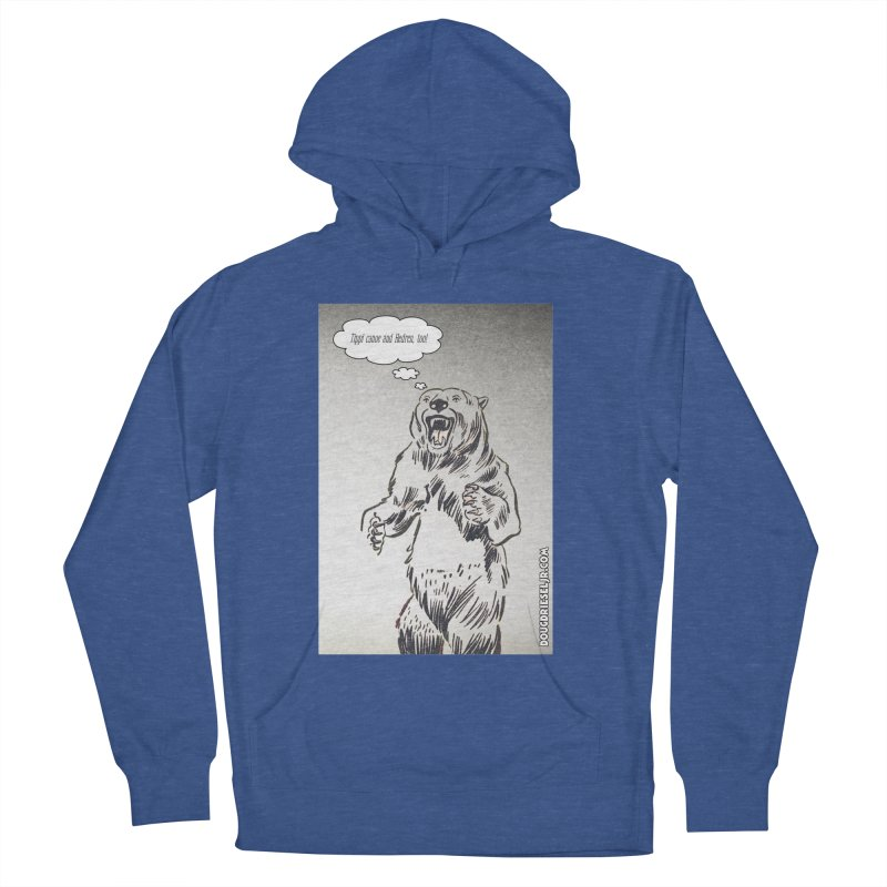 Tippi Bear Women's Pullover Hoody by obscurereferencepodcast's Artist Shop