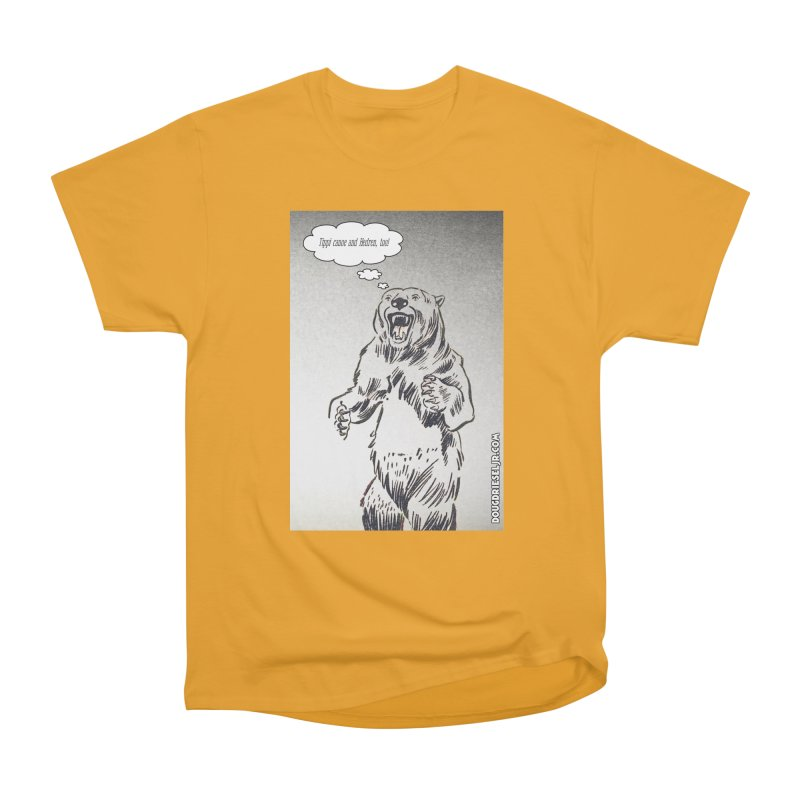 Tippi Bear Men's Classic T-Shirt by obscurereferencepodcast's Artist Shop