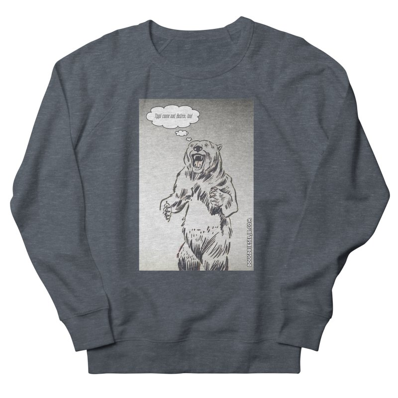 Tippi Bear Women's Sweatshirt by obscurereferencepodcast's Artist Shop