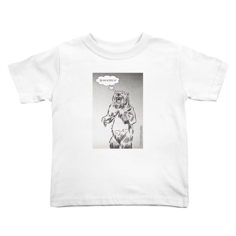Tippi Bear Kids Toddler T-Shirt by obscurereferencepodcast's Artist Shop