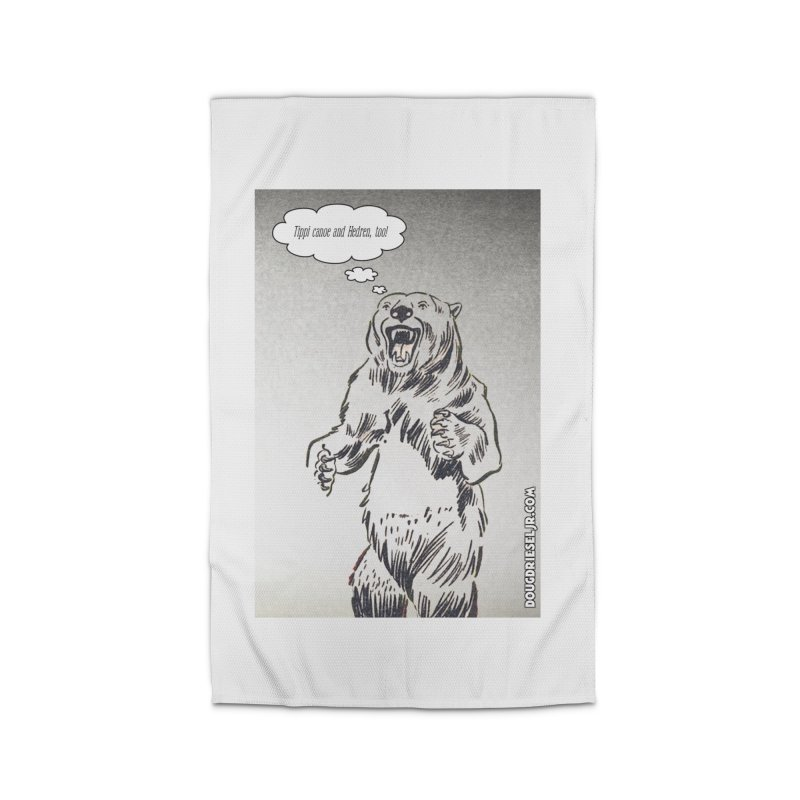 Tippi Bear Home Rug by obscurereferencepodcast's Artist Shop