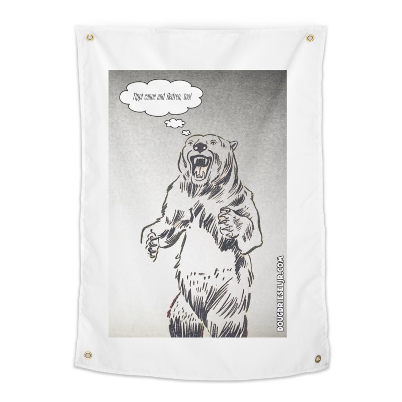 Tippi Bear Home Tapestry by obscurereferencepodcast's Artist Shop