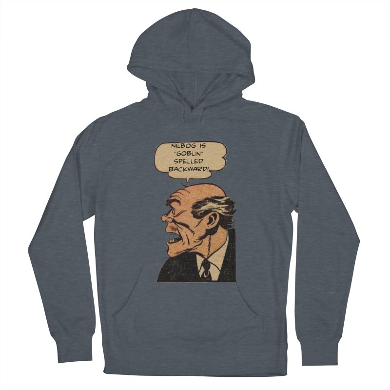 Nilbog Women's Pullover Hoody by obscurereferencepodcast's Artist Shop