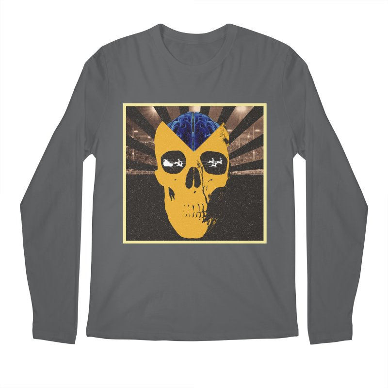 Christmas Men's Longsleeve T-Shirt by obscurereferencepodcast's Artist Shop