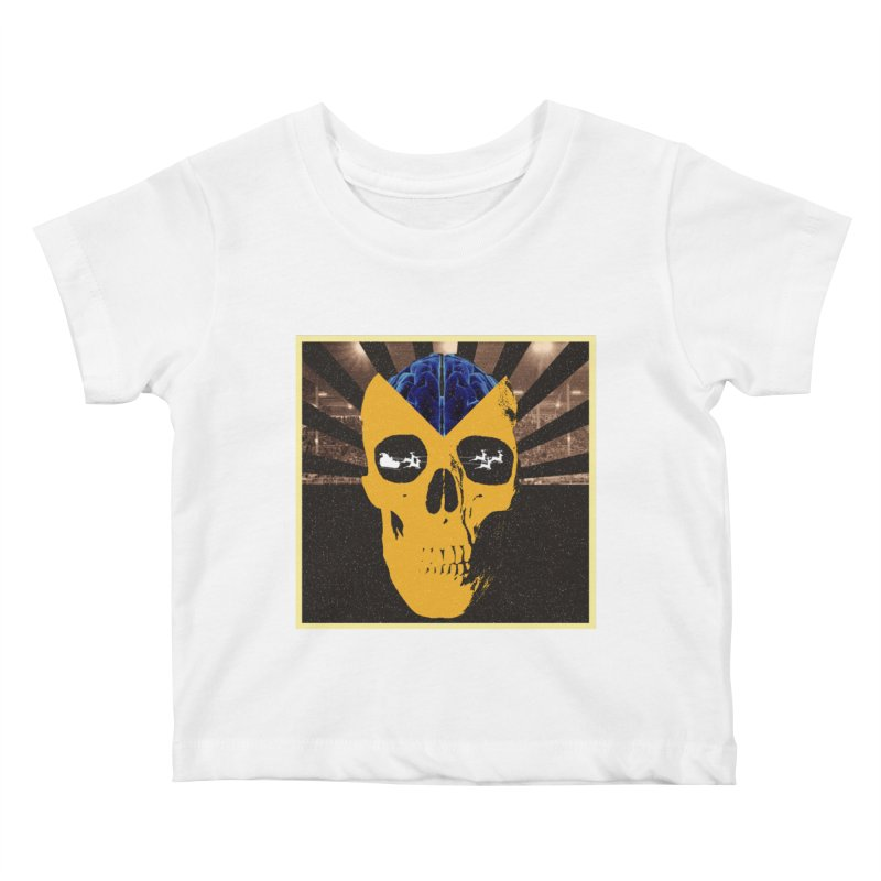 Christmas Kids Baby T-Shirt by obscurereferencepodcast's Artist Shop