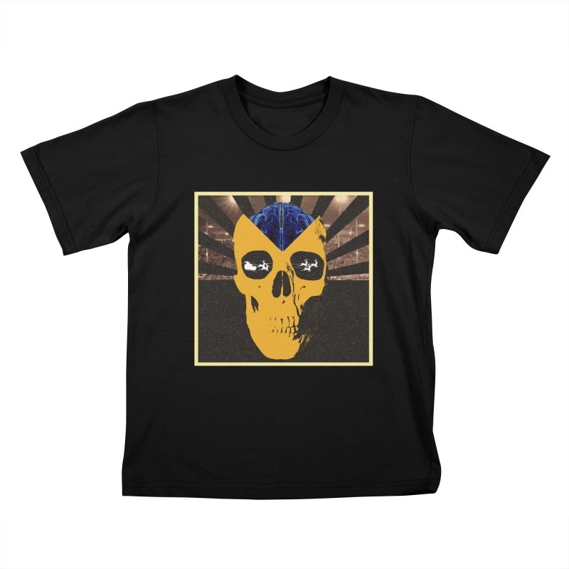 Christmas Kids T-Shirt by obscurereferencepodcast's Artist Shop