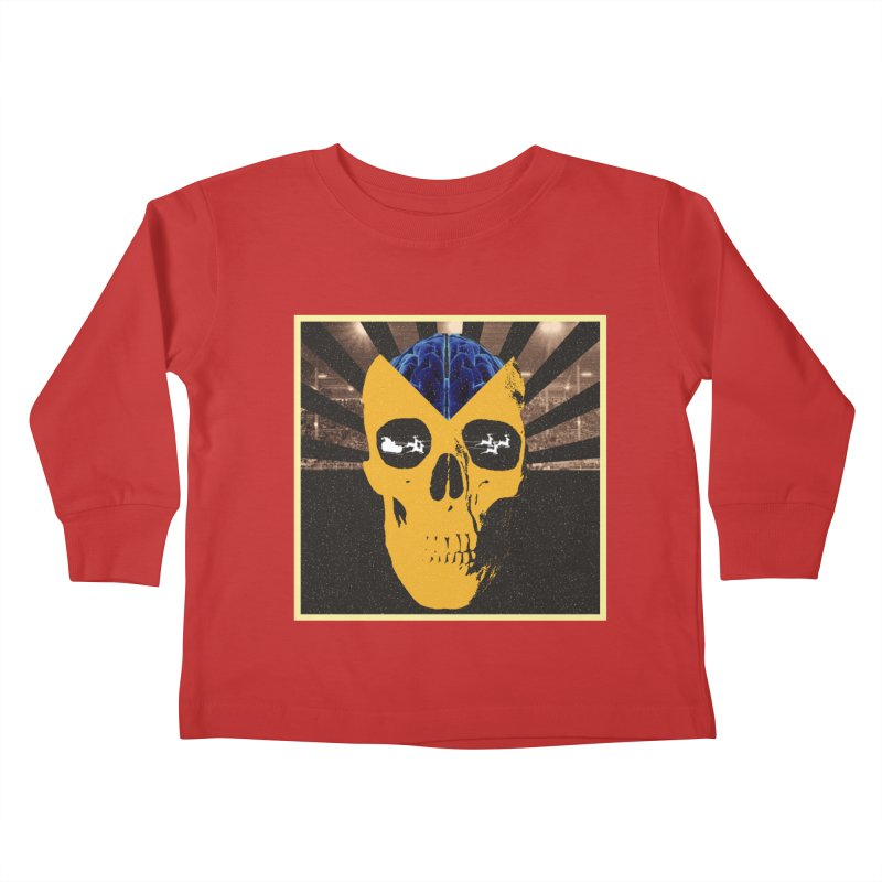 Christmas Kids Toddler Longsleeve T-Shirt by obscurereferencepodcast's Artist Shop