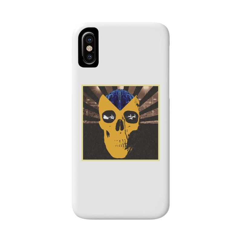 Christmas Accessories Phone Case by obscurereferencepodcast's Artist Shop