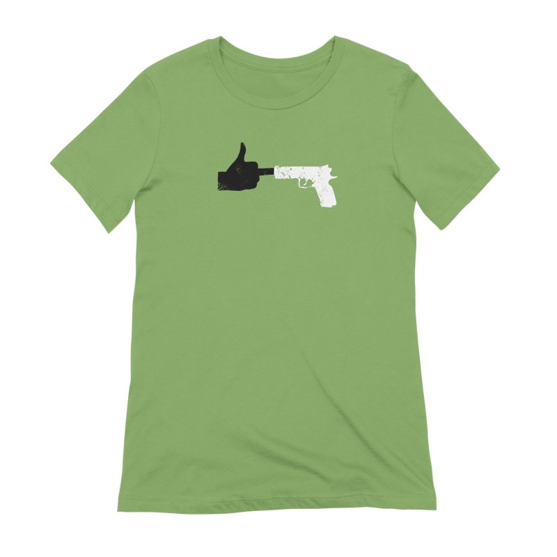 F*CK THE NRA Women's Extra Soft T-Shirt by ObsessoProcesso's Artist Shop