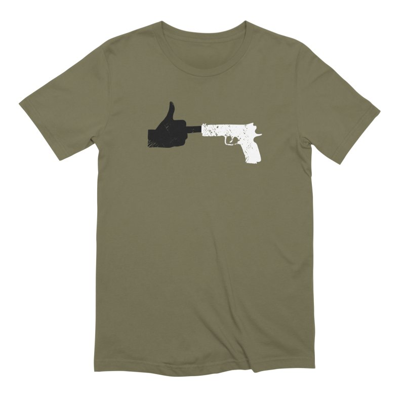 END GUN VIOLENCE NOW Men's Extra Soft T-Shirt by ObsessoProcesso's Artist Shop