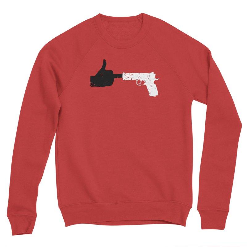 F*CK THE NRA Men's Sponge Fleece Sweatshirt by ObsessoProcesso's Artist Shop