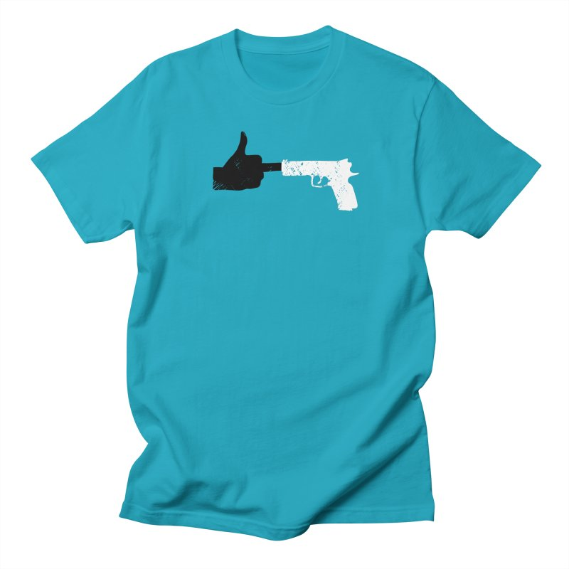 F*CK THE NRA Men's Regular T-Shirt by ObsessoProcesso's Artist Shop