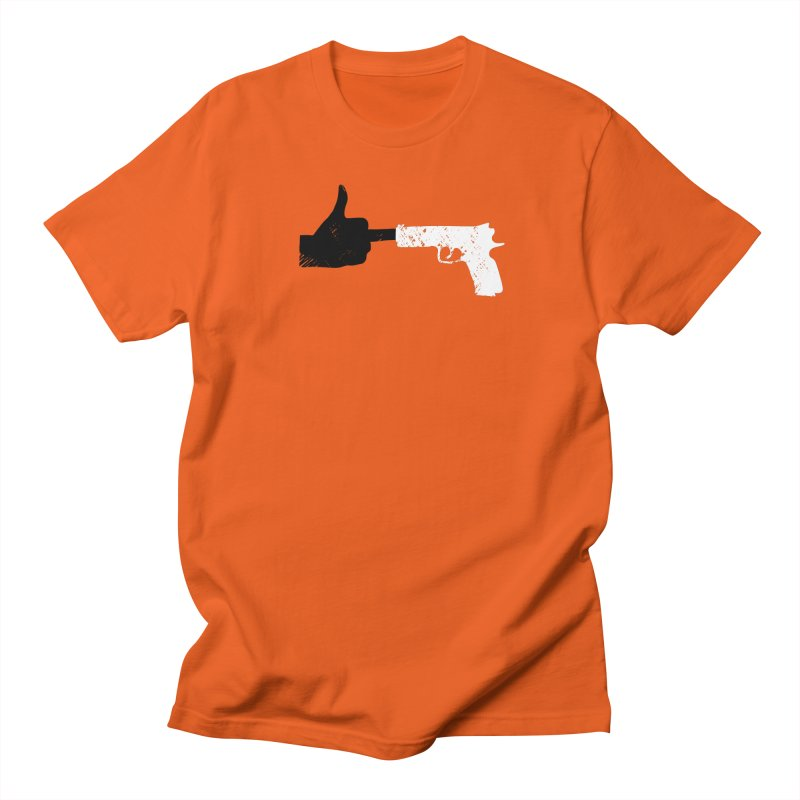 END GUN VIOLENCE NOW Women's Regular Unisex T-Shirt by ObsessoProcesso's Artist Shop