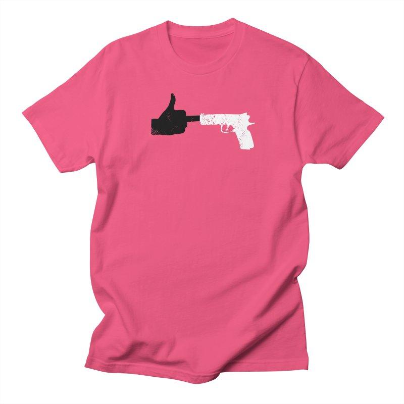 END GUN VIOLENCE NOW Men's Regular T-Shirt by ObsessoProcesso's Artist Shop