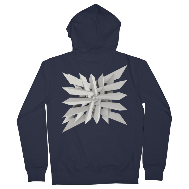Uxitol [Struggle] Women's Zip-Up Hoody by Obvious Warrior Artist Shop