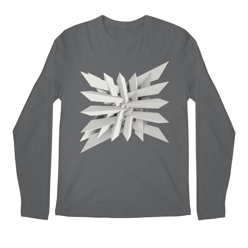 Uxitol [Struggle] Men's Longsleeve T-Shirt by Obvious Warrior Artist Shop