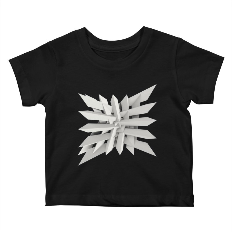 Uxitol [Struggle] Kids Baby T-Shirt by Obvious Warrior Artist Shop
