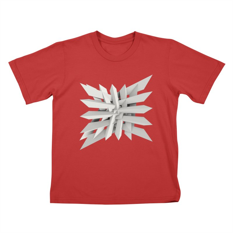 Uxitol [Struggle] Kids T-shirt by Obvious Warrior Artist Shop