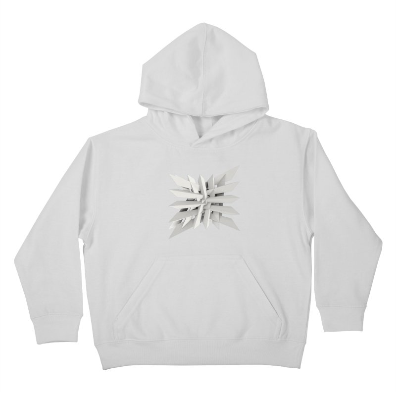 Uxitol [Struggle] Kids Pullover Hoody by Obvious Warrior Artist Shop