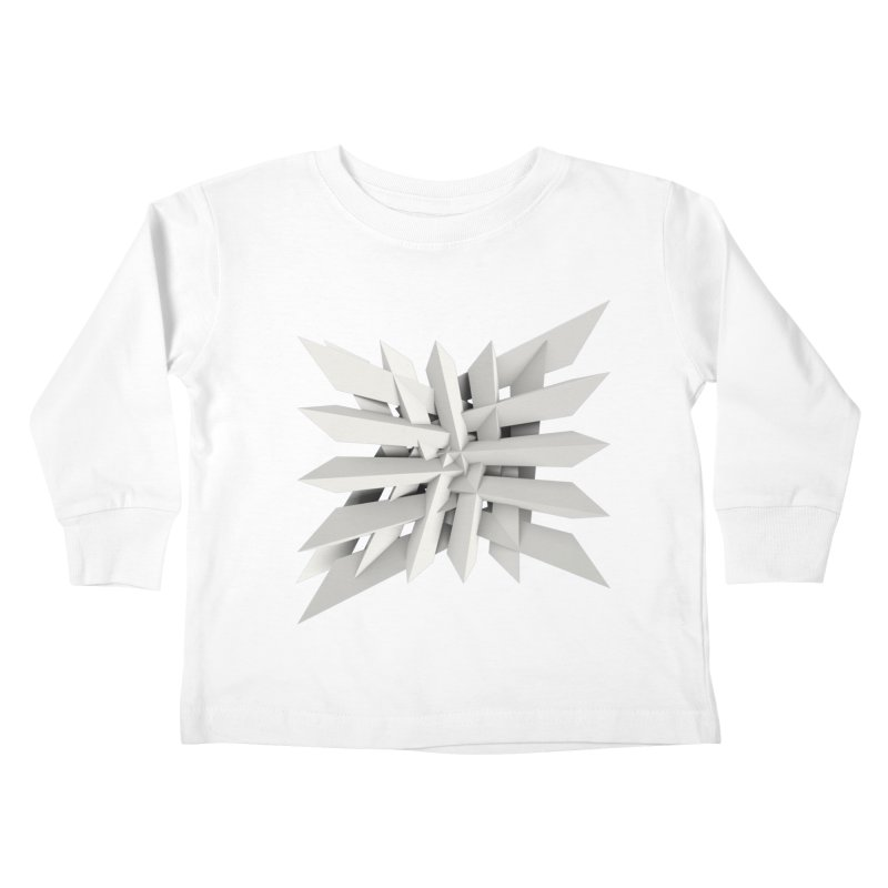 Uxitol [Struggle] Kids Toddler Longsleeve T-Shirt by Obvious Warrior Artist Shop
