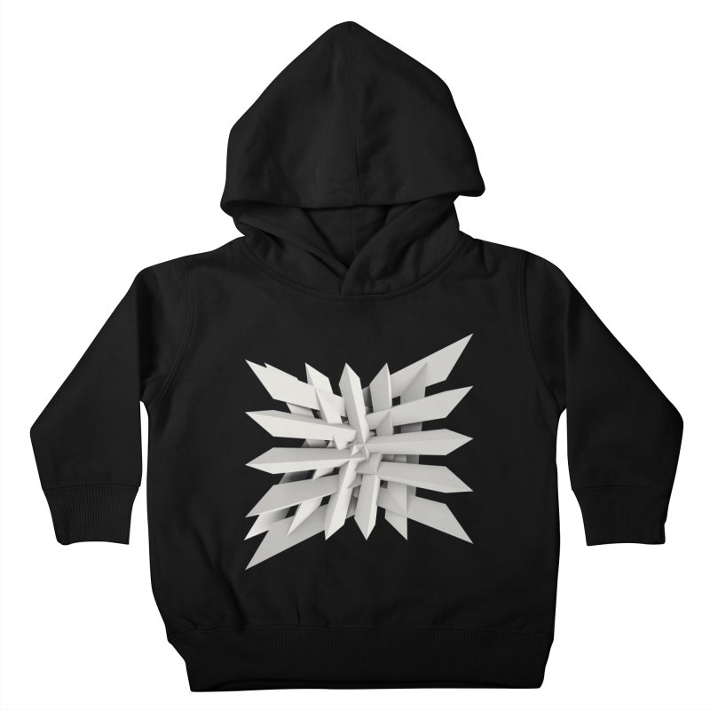 Uxitol [Struggle] Kids Toddler Pullover Hoody by Obvious Warrior Artist Shop