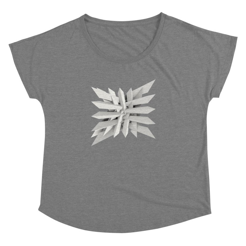 Uxitol [Struggle] Women's Dolman by Obvious Warrior Artist Shop