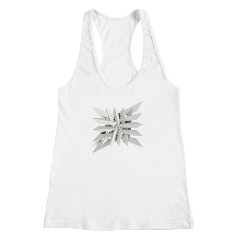 Uxitol [Struggle] Women's Racerback Tank by Obvious Warrior Artist Shop