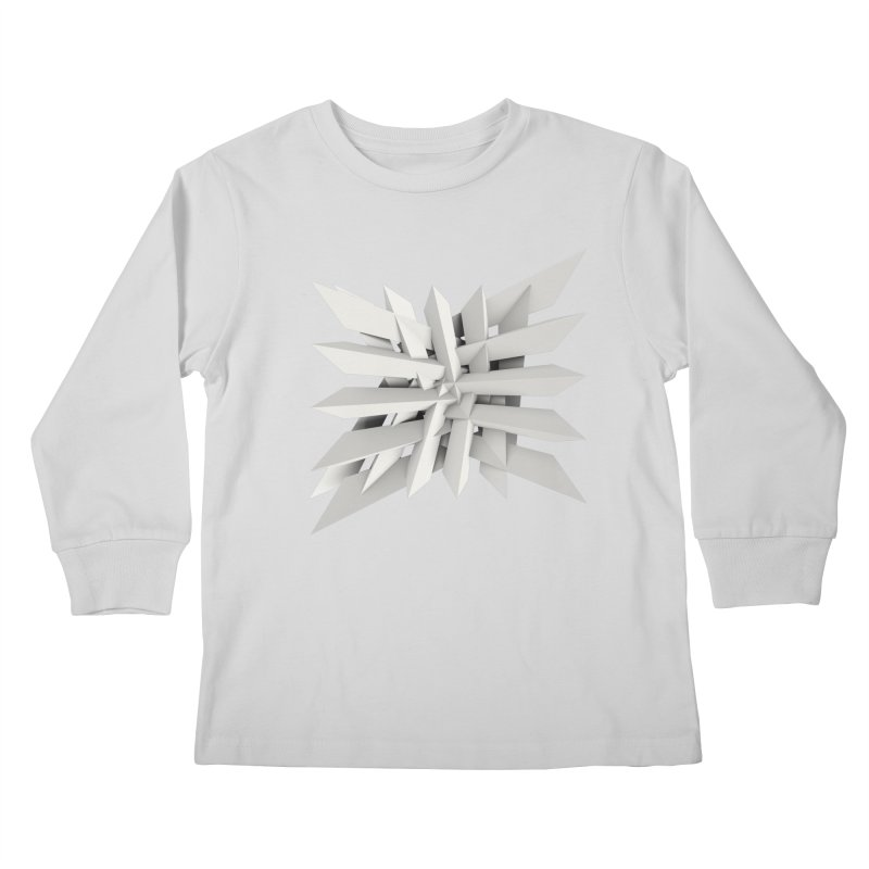 Uxitol [Struggle] Kids Longsleeve T-Shirt by Obvious Warrior Artist Shop