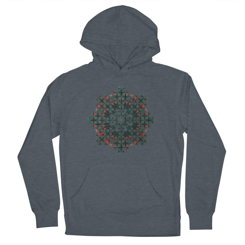 Crucible Men's Pullover Hoody by Obvious Warrior Artist Shop