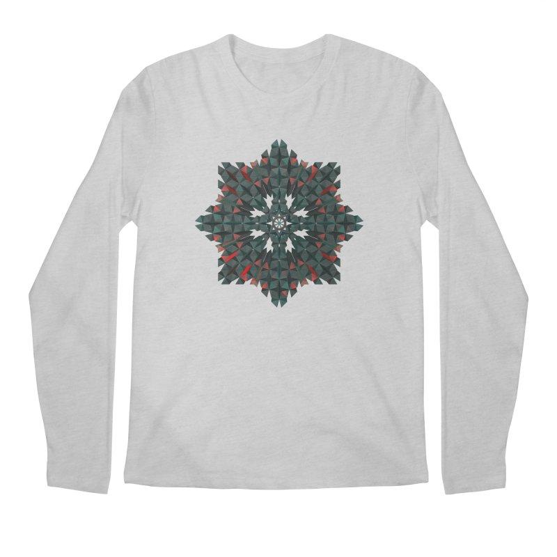 Crucible Men's Longsleeve T-Shirt by Obvious Warrior Artist Shop