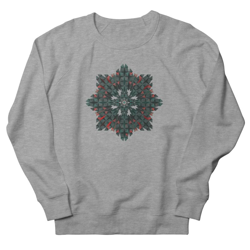 Crucible Women's Sweatshirt by Obvious Warrior Artist Shop