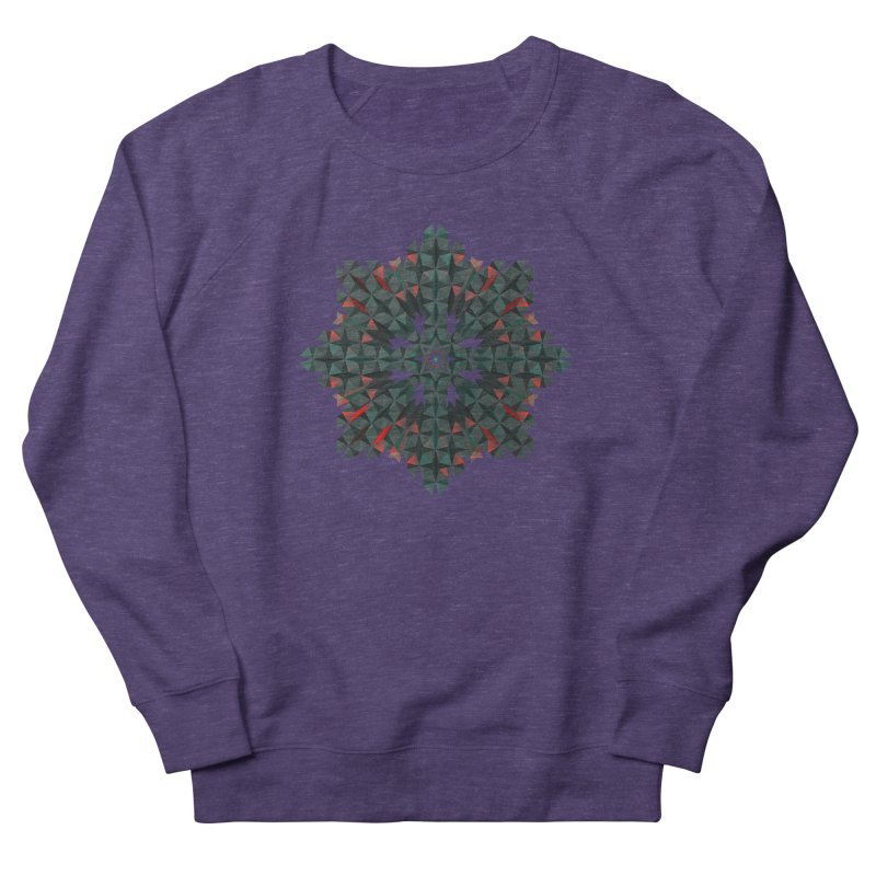 Crucible Men's Sweatshirt by Obvious Warrior Artist Shop