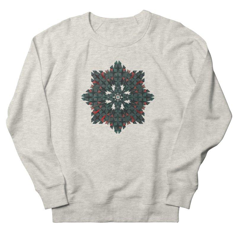 Crucible Men's Sweatshirt by Obvious Warrior Artist Shop