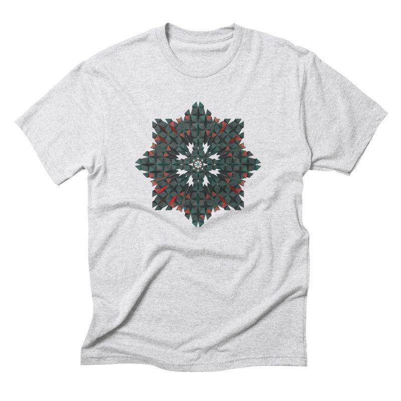 Crucible Men's Triblend T-shirt by Obvious Warrior Artist Shop