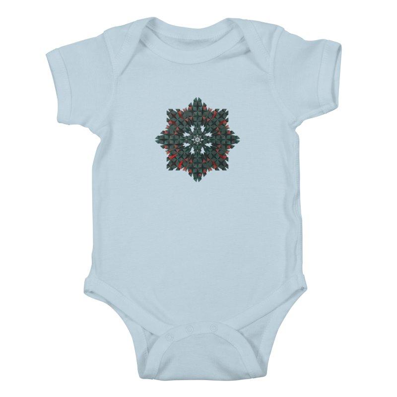 Crucible Kids Baby Bodysuit by Obvious Warrior Artist Shop