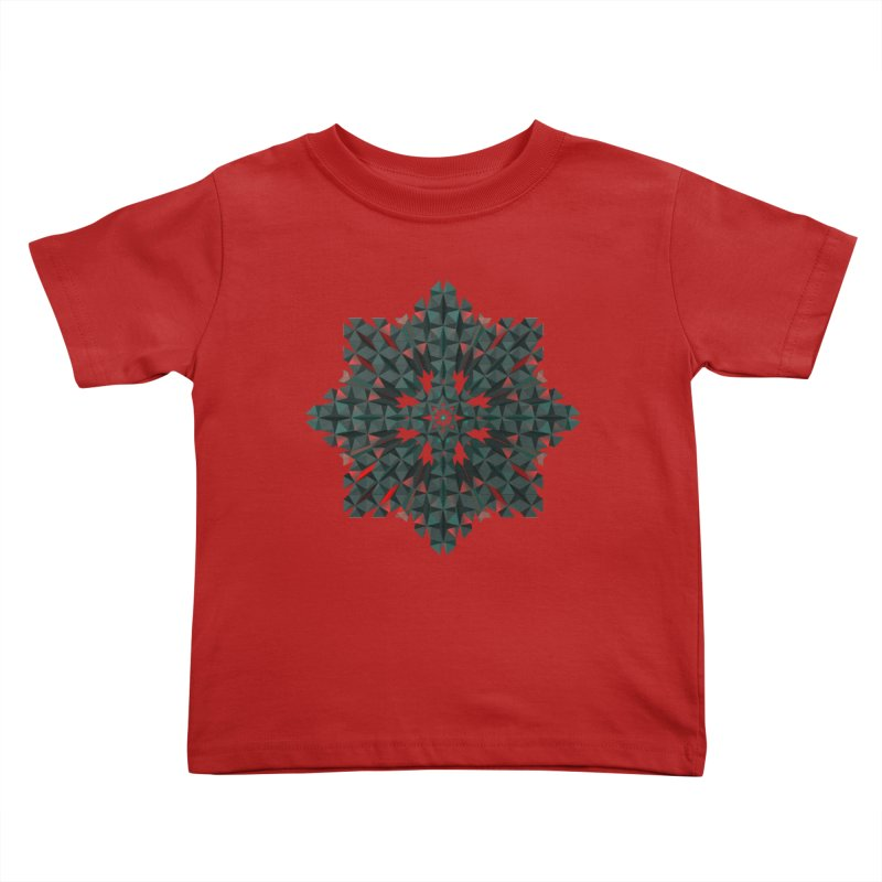 Crucible Kids Toddler T-Shirt by Obvious Warrior Artist Shop