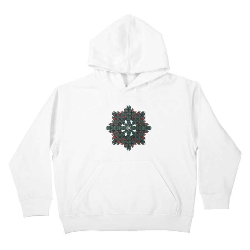 Crucible Kids Pullover Hoody by Obvious Warrior Artist Shop