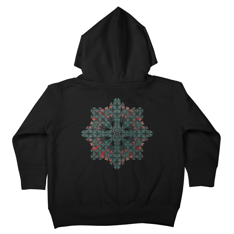 Crucible Kids Toddler Zip-Up Hoody by Obvious Warrior Artist Shop
