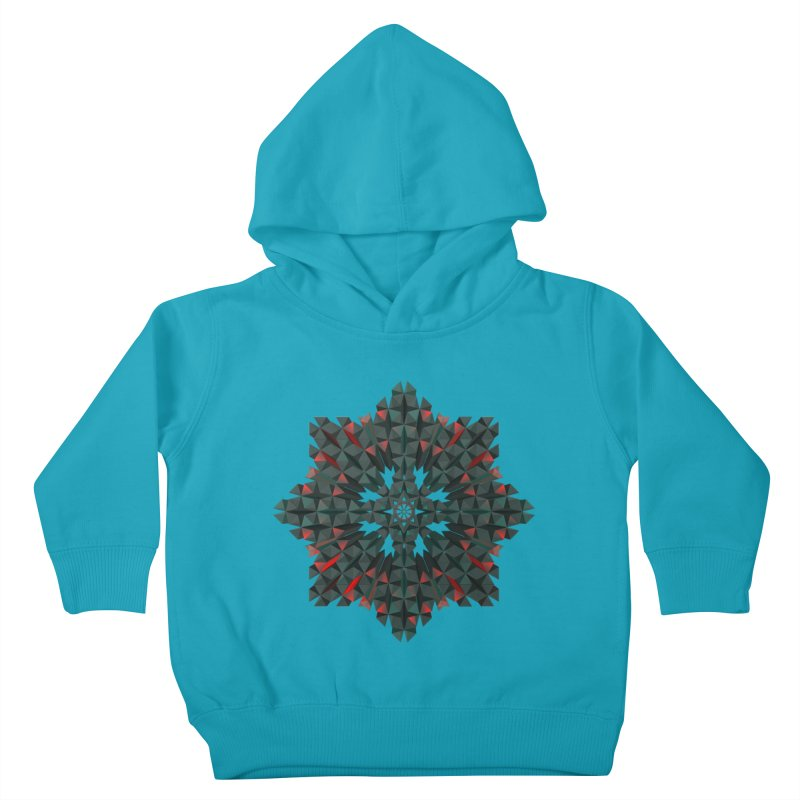 Crucible Kids Toddler Pullover Hoody by Obvious Warrior Artist Shop
