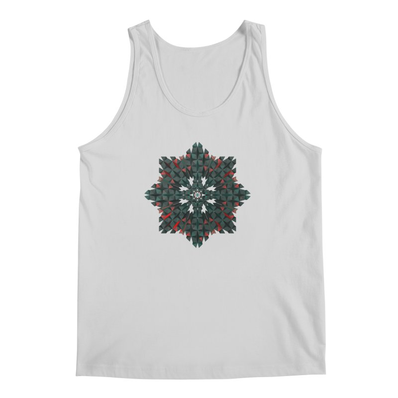 Crucible Men's Tank by Obvious Warrior Artist Shop