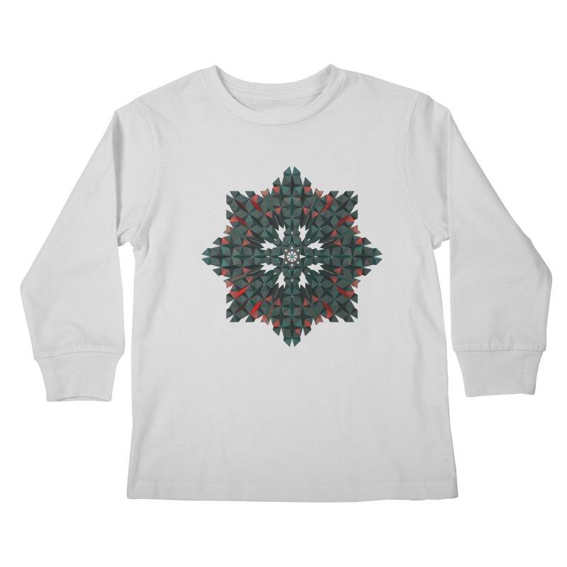Crucible Kids Longsleeve T-Shirt by Obvious Warrior Artist Shop