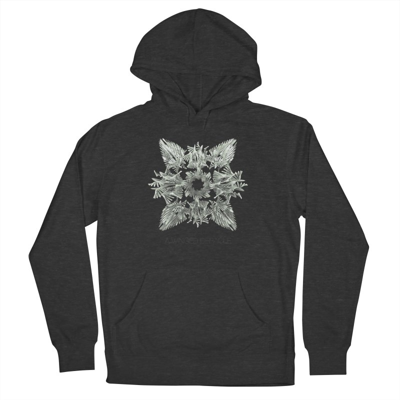 A Winged Debacle Men's Pullover Hoody by Obvious Warrior Artist Shop