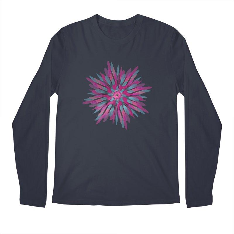 Bloom Men's Longsleeve T-Shirt by Obvious Warrior Artist Shop