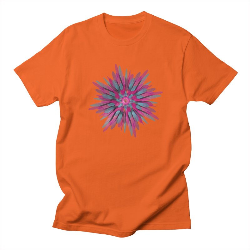 Bloom Men's T-shirt by Obvious Warrior Artist Shop