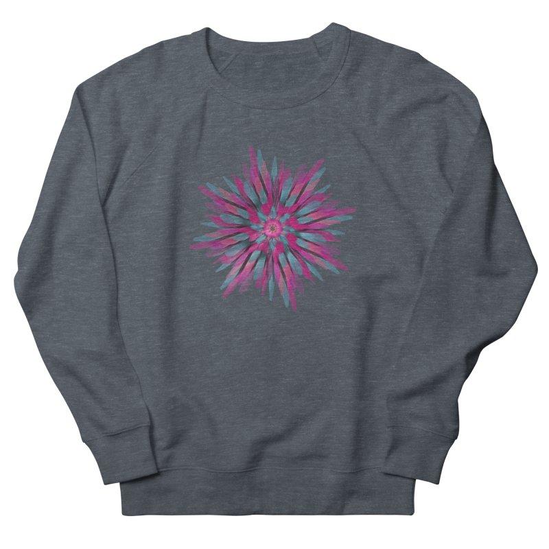 Bloom Women's Sweatshirt by Obvious Warrior Artist Shop