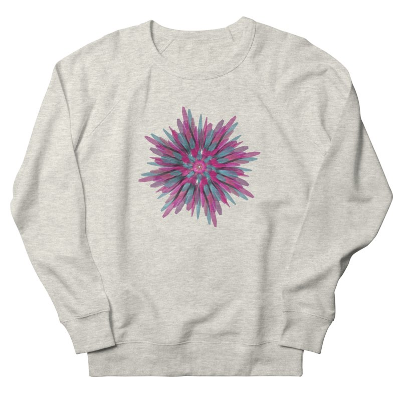 Bloom Men's Sweatshirt by Obvious Warrior Artist Shop